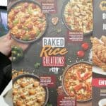 Baked Rice Creations At Pizza Hut