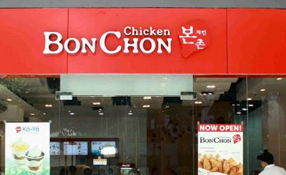 Bonchon Chicken Store In The Philippines