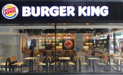 Burger King Store In The Philippines