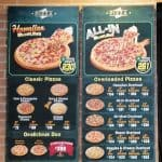Classic And Overloaded Pizzas At Greenwich