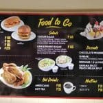 Menu And Prices For Takeaway Food At Kenny Rogers