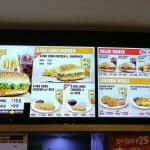 Value Range Combos And Chicken Meals On Burger King Menu