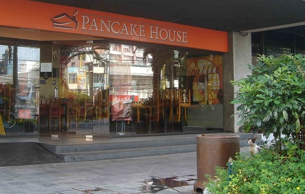 A Pancake House Restaurant In The Philippines