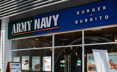 Army Navy Restaurant In The Philippines