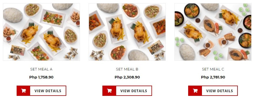 Group Meals Available On Max's Restaurant Menu