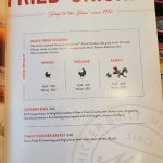 Max's Famous Fried Chicken On Their Menu