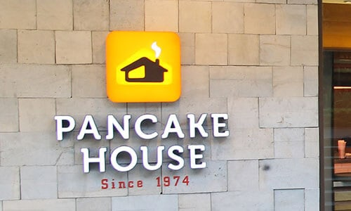 Pancake House Restaurant In The Philippines